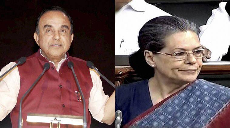 Besides the Congress president Sonia Gandhi and her son Rahul Gandhi, Motilal Vora, Oscar Fernandes, Suman Dubey and Sam Pitroda are the other accused in this case filed by BJP leader Subramanian Swamy.