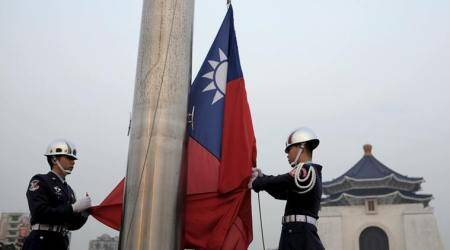 Chinese paper says China should prepare for military action over Taiwan
