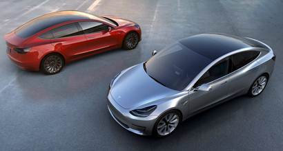 Tesla Model 3 is the cheapest electric car by the company ...
