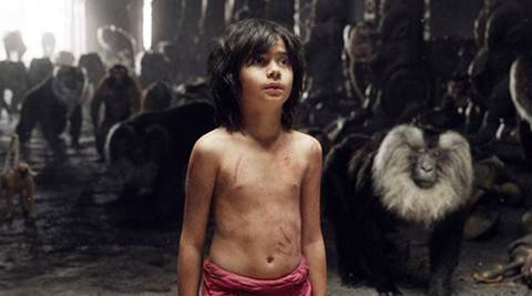 The Jungle Book earns Rs. 40.19 cr in three days of  its release