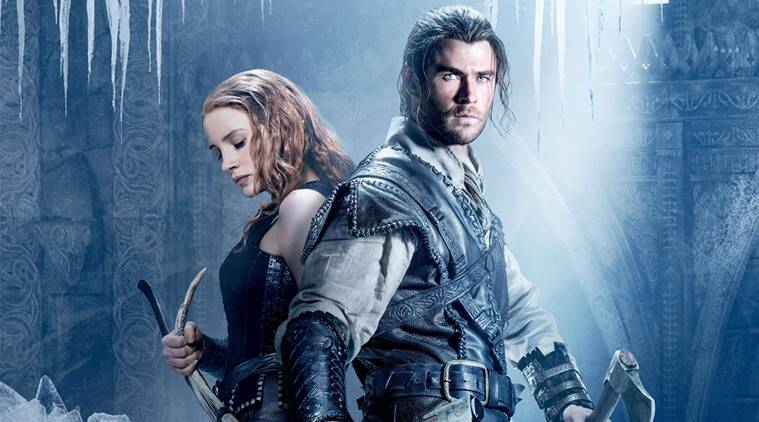 The Hunstman: Winter's War, The Hunstman: Winter's War review, The Hunstman: Winter's War movie review, The Hunstman: Winter's War film review, Chris Hemsworth Emily Blunt Charlize Theron, review of The Hunstman: Winter's War, The Hunstman: Winter's War ratings, Jessica Chastain, Nick Frost, Rob Brydon, Sheridan Smith, Alexandra Roach, Entertainment news