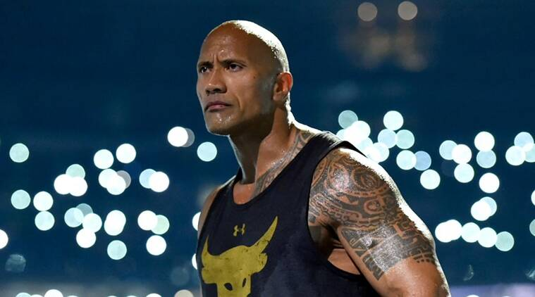 wrestlemania 32 the rock breaks record at packed stadium the