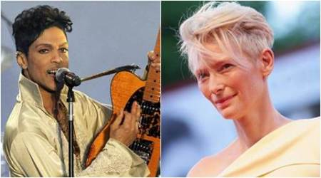 Tilda Swinton compares Prince to Mozart