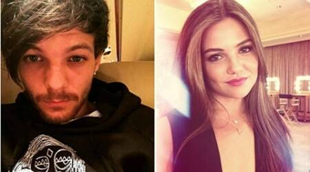 Louis Tomlinson confirms Danielle Campbell relationship