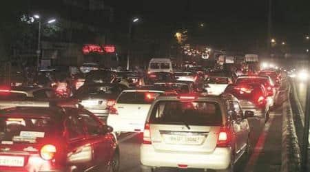 Pune: 2 buses break down; traffic thrown off gear for twohours