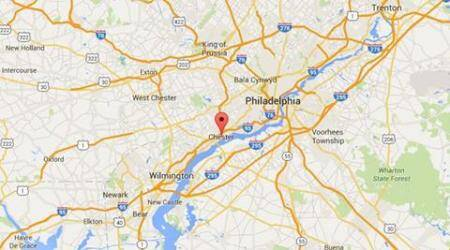 US: Amtrak lead engine derails after crash near Philadelphia, 2 dead
