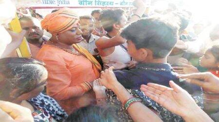 Transgenders make debut at Kumbh