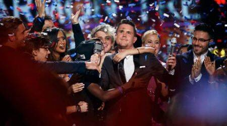 Trent Harmon wins final season of 'American Idol'