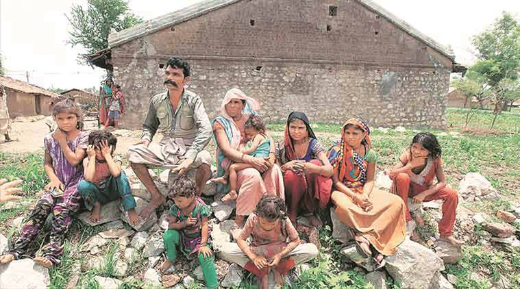 gujarat, dahod district, family planning, female infanticide, indian express gujarat, male domination, condition of women, uneducated, tribals
