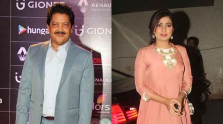 Udit Narayan, Shreya Ghoshal record song for 'Shuddhi'