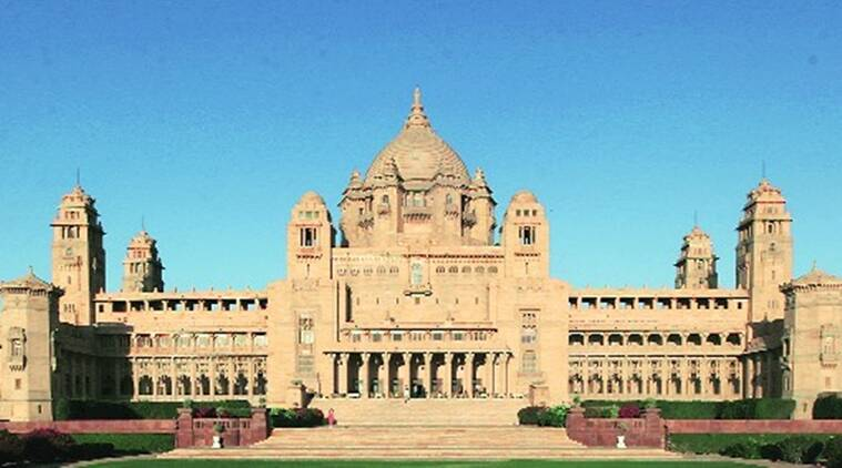 Umaid Bhawan, Umaid Bhawan palace, jodhpur palace, Umaid Bhawan ruler, supreme court, Umaid Bhawan ruler tax, tax order, Umaid Bhawan rent, defence ministry, income tax, income tax payment, indian express news, india news