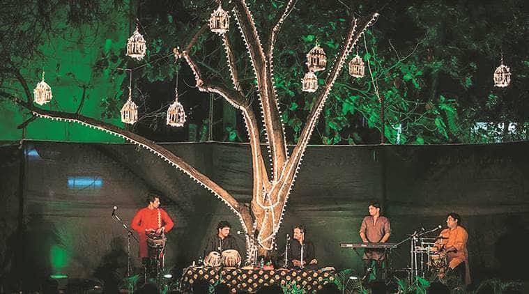 pune, pune plants, music, pune NGO, under the tree pune, pune news, indian express pune
