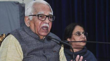 uttar pradesh, uttar pradesh elections, Ram Naik, Governor Ram Naik, Dr Ram Manohar Lohia Institute of Medical Sciences, indian express lucknow