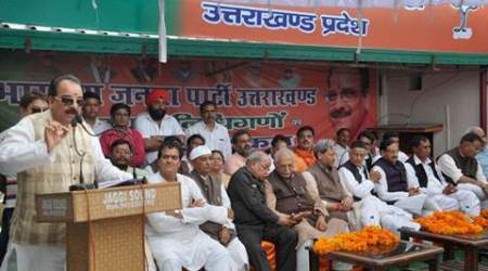 Uttarakhand government crisis: BJP counters Congress yatra plan with one of itsown