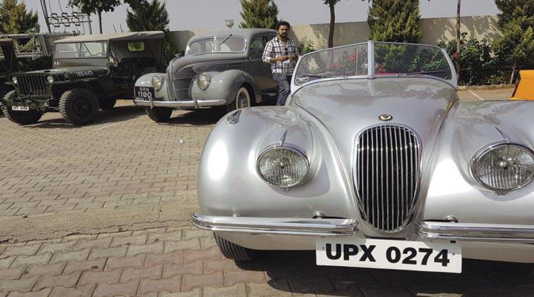 Vintage Car Rally To Hit Pune Streets Today The Indian Express - Antique and classic car show