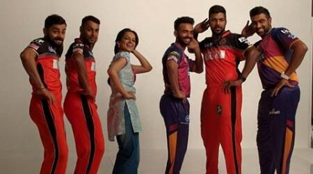 IPL 2016, IPL, IPL schedules, IPL scores, Virat Kohli, Stuart Binny, Ajinkya Rahane, Varun Aaron, R Ashwin, Kangana Ranaut, sports news, sports, cricket news, Cricket