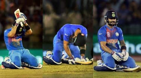 Virat Kohli pens emotional message for his teammates, fans after India's World T20exit