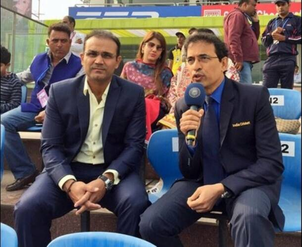 harsha bhogle, harsha, bhogle, harsha bhogle commentary, harsha bhogle quotes, bhogle quotes, bhogle commentary, harsha commentary, harsha quotes, virender sehwag, sehwag, viru, virender, harsha sehwag, bhogle sehwag