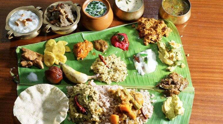 Time to taste authentic kerala cuisine on vishu the for Authentic kerala cuisine
