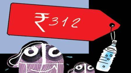 Chandigarh: 2 water bottles for Rs 312? Eatery told to pay Rs 12,000 indamages