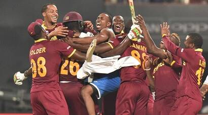 West Indies vs England: West Indies beat England for second World T20 title