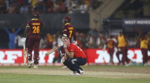 West Indies vs England: Ben Stokes extinguishes England fire