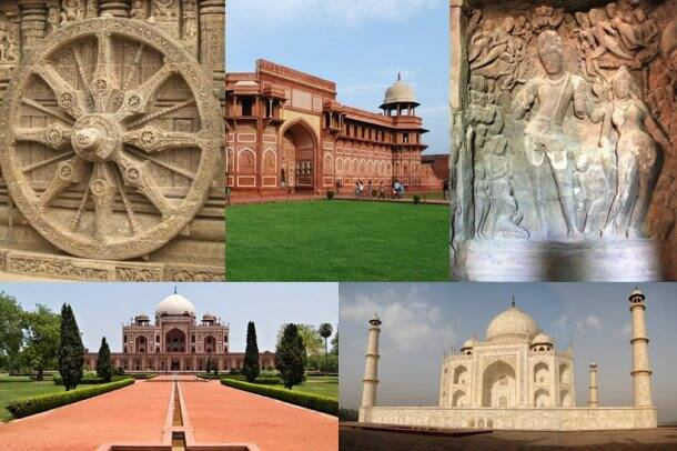 Photos 15 indian contenders for unesco s world heritage for World heritage site list