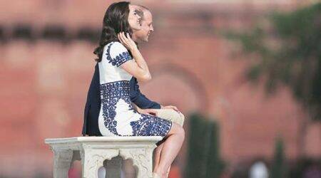 24 years on, Will, Kate wowed by Taj Mahal, pose on 'Dianabench'