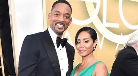 Jada Pinkett Smith finds husband Will's Deadshot costume 'hot'