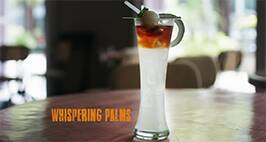 Summer Cocktails Part II: Whispering Palms