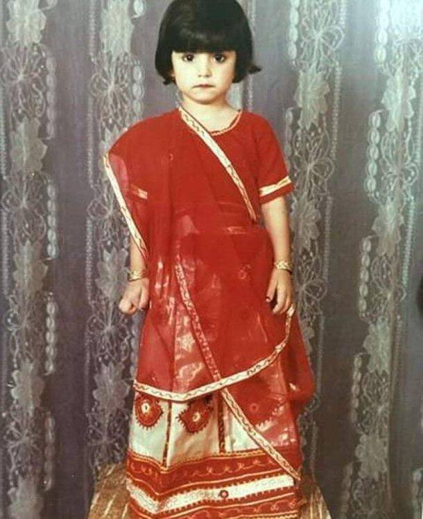 zareen khan, zareen khan childhood pic, zareen khan pic, zareen khan movies, zareen khan photo