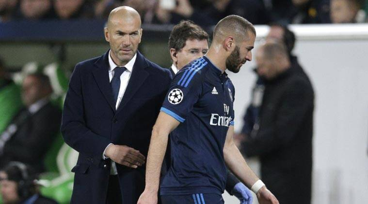 Image result for real madrid and zidane