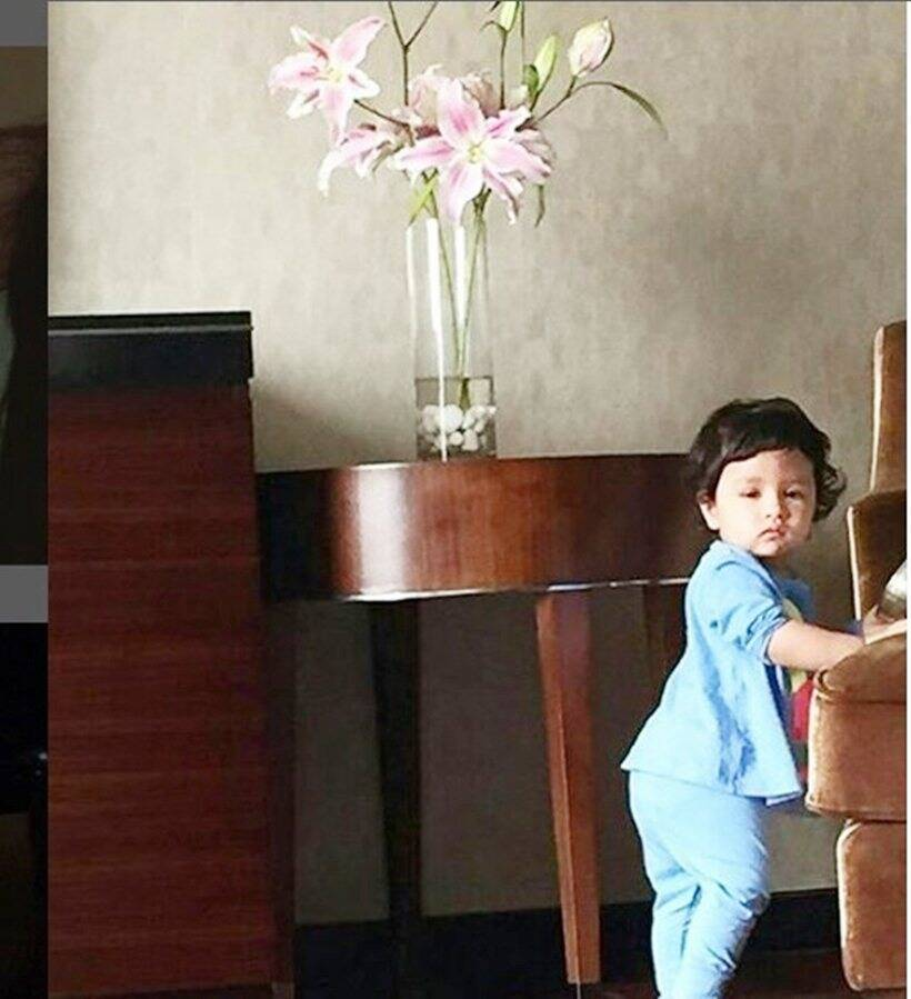 MS Dhoni, daughter Ziva's adorable moment clicked by mom