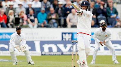 England pacers run through Sri Lanka in second Test