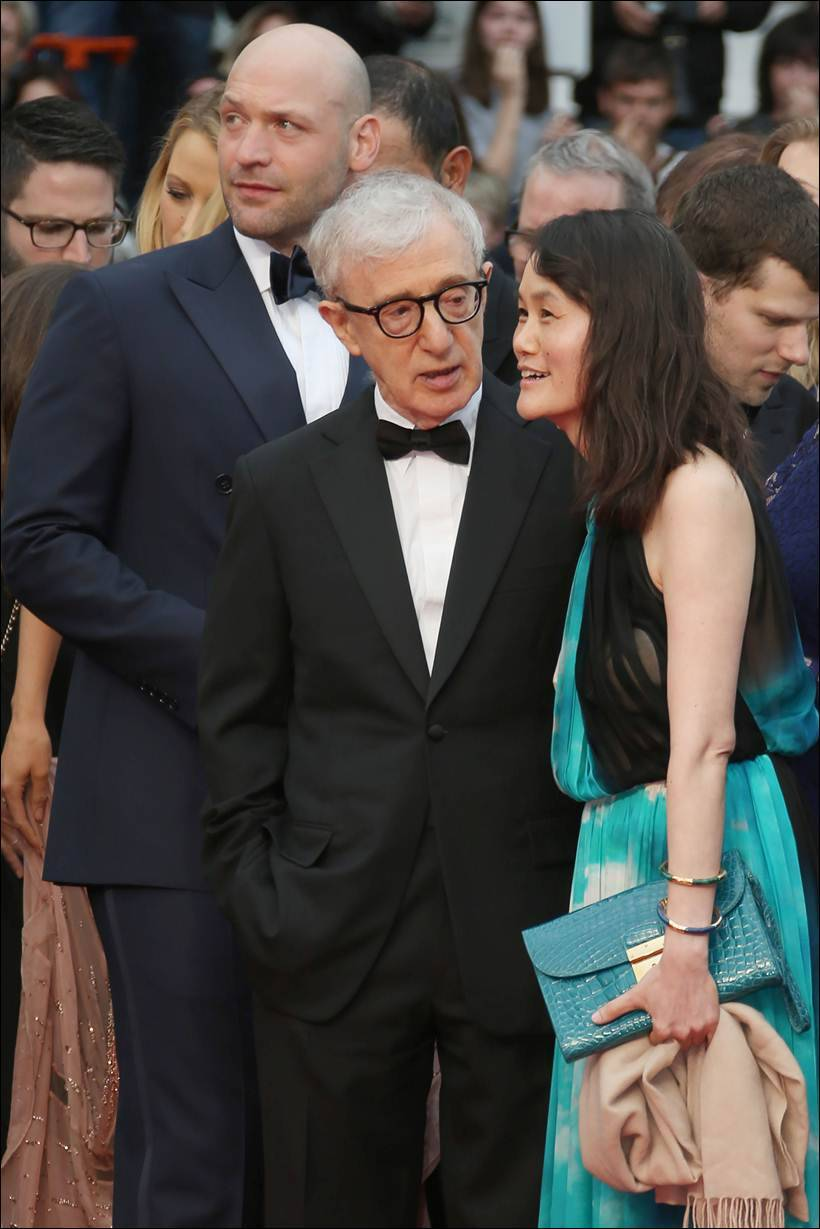 woody allen, cannes, cannes 2016