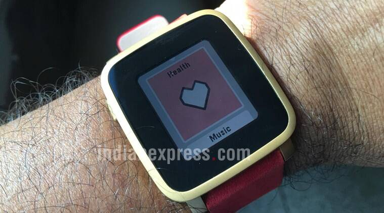 Pebble Time Steel review: A smartwatch with the right ...