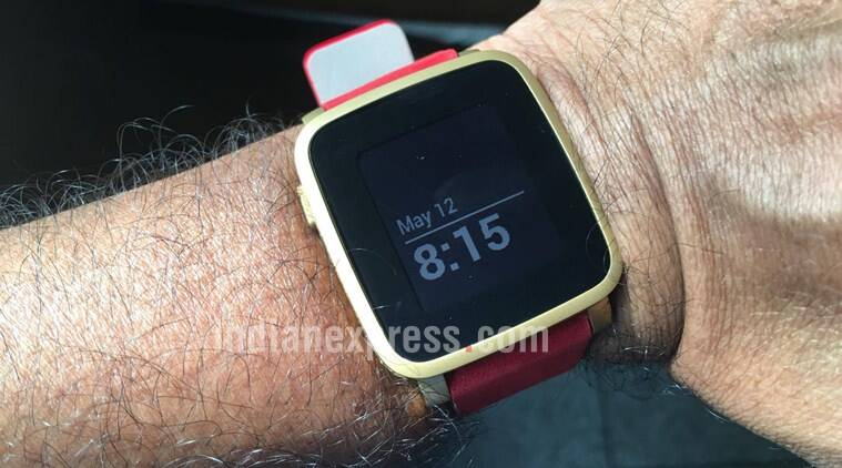 d8598d8e7024ef Pebble Time Steel review: A smartwatch with the right measure of ...