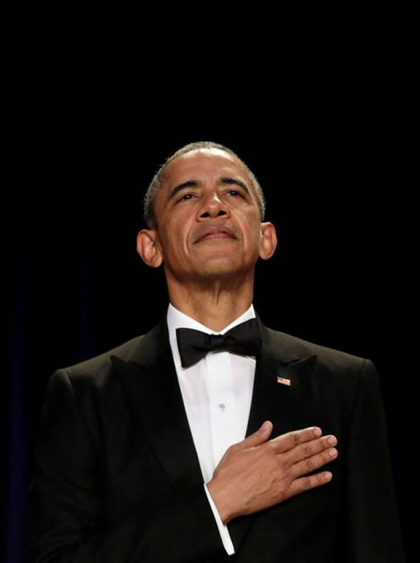 Barack Obama, White House Correspondents' Association, Correspondents' Dinner in the Netherlands , Obama, Obama White House, Obama Washington, Donald Trump, Bernie Sander, Hilary Clinton, world news