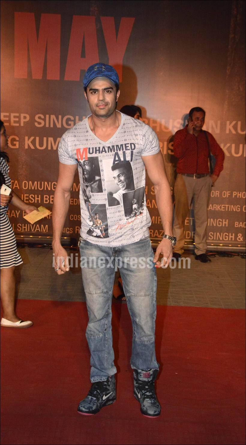 manish paul, sarbjit, sarbjit screening