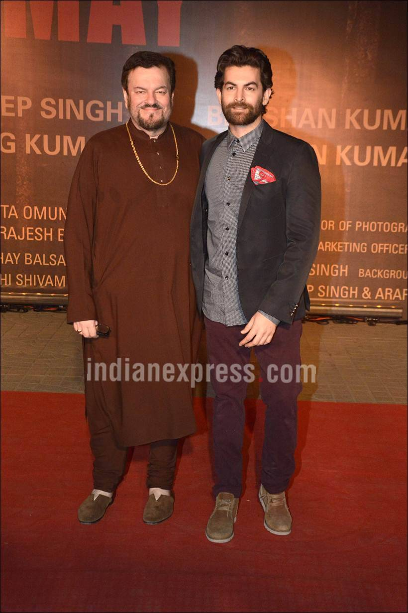 neil nitin mukesh,sarbjit, sarbjit screening