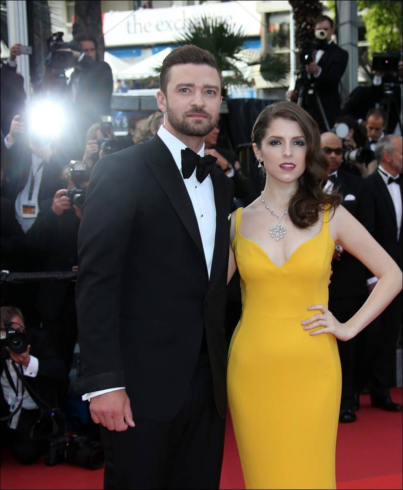 anna kendrick, justin timberlake, cannes, cannes 2016