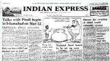 May 7, 1976, Forty Years Ago: Indo-Pak Talks
