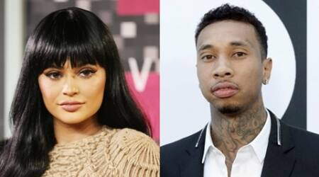 Kylie Jenner splits from Tyga
