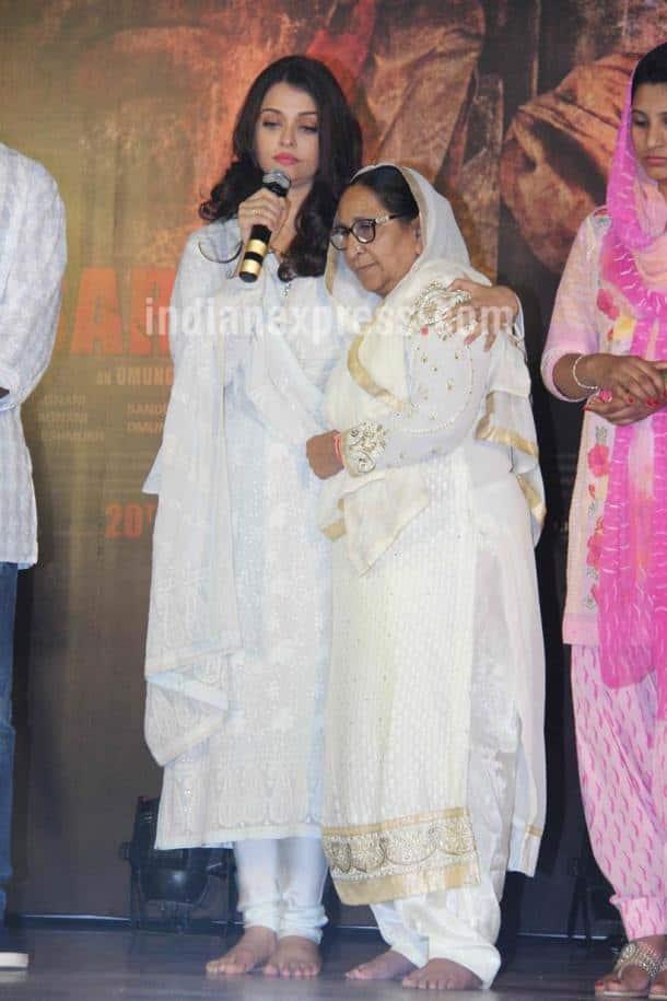 aishwarya rai bachchan, dalbir kaur