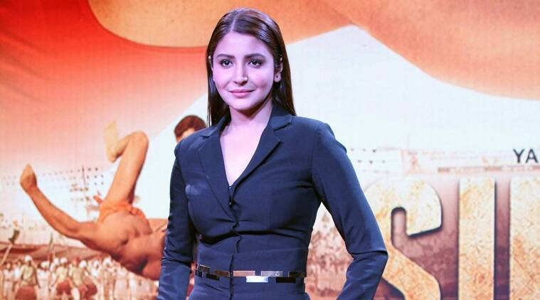 I was scared as i don t look like a wrestler anushka - Anushka sharma sultan images ...