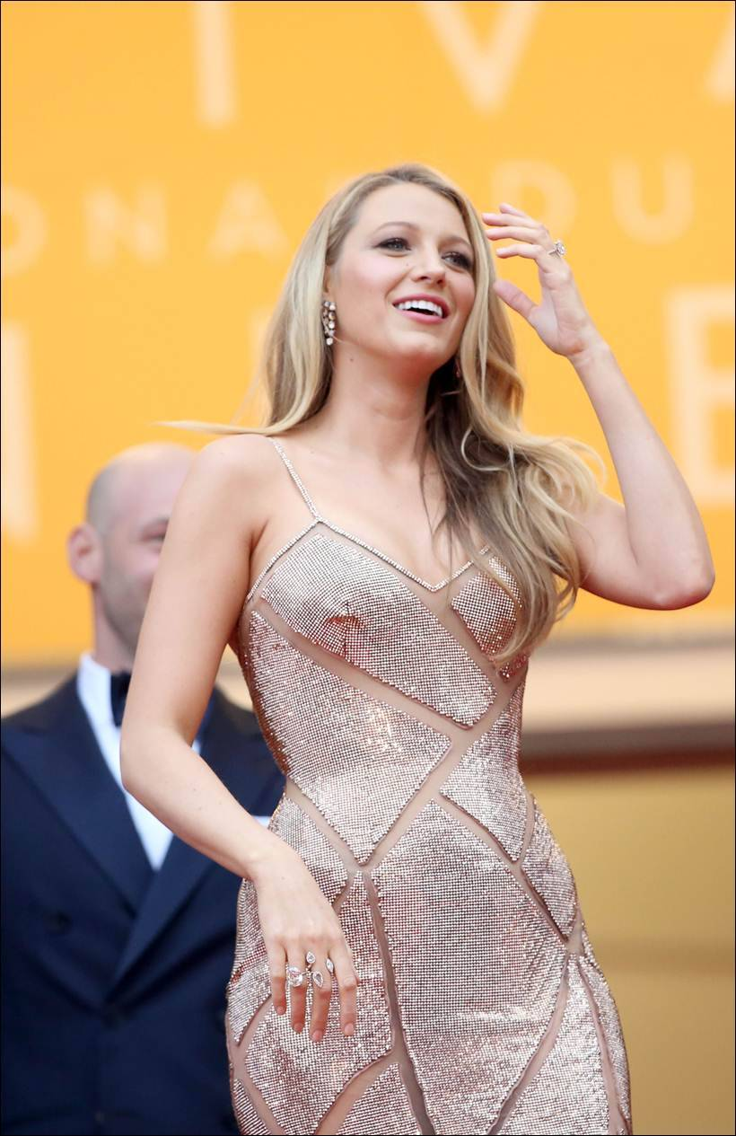 blake lively, cannes, cannes 2016