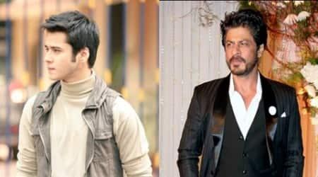 Shah Rukh Khan is my idol: AnshumanMalhotra