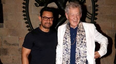 Aamir Khan, Ian McKellen, Aamir Khan Ian McKellen, MAMI Film Club launch, MAMI, Entertainment news