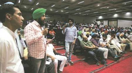 Punjab AAP reaches out to dairy farmers, says 'No question of slaughtering cattle, will work for gau raksha'