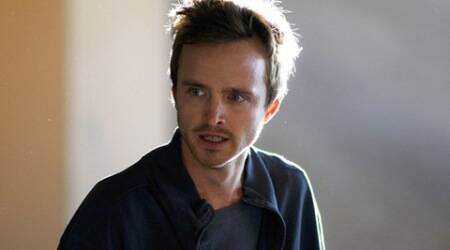 "Aaron Paul says he stole every prop he could find on ""Breaking Bad"""